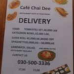 Photo of Cafe Chai Dee