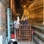 Zdjęcie Świątynia Leżącego Buddy