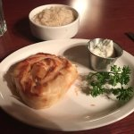Absolutely to die for Greek cheese pie in phyllo