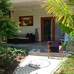 Foto de Amed Harmony Cafe and Bungalows