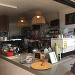 The very best of baristas, Connie and David will make you welcome and pour the best coffee on th