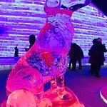 Harbiner Internationales Eis- und Schneefest Foto