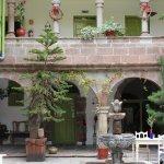 Courtyard of Niños Hotel