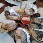 Damn good oysters