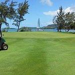 Ile Aux Cerfs Golf Club Foto