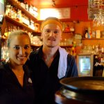 Leaha and Jake from Machu Picchu Restaurant