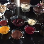 Ice-cream toppings