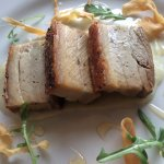 starter belly pork - delicious!