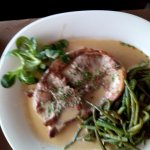 rouelle agneau (au menu)