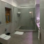Modern bathroom of Double Pool Facing Superior Room