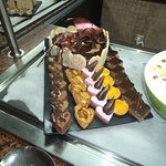 buffet dessert st valentin