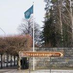 Photo of Skogskyrkogarden