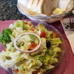 House Salad & Bread
