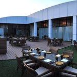 Twilight - Multicuisine Restaurent in Open Area on Top Floor