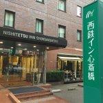 Bild från Nishitetsu Inn Shinsaibashi