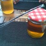 delicious homemade ice tea