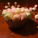 Marshmallows Cheesecake
