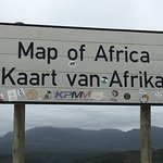Map of Africa Viewpoint