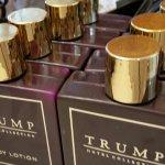 Trump hotel toiletries