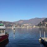 Panorami sul lago dalla piazza