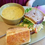 1/2 Soup and Sandwich