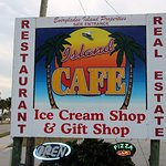 Island Cafe in Everglades City