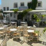28.08.2015. Vagellis Taverna, Chora, Patmos