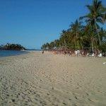 plage a 200metres