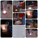 Romantic Valentines Night at Valentinos Restaurant