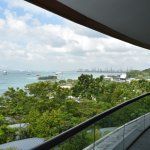 Amazing views from the Sentosa Suite 805