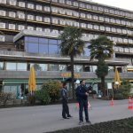 Photo de Hotel Royal Plaza Montreux