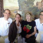 The wonderful concierge staff at the Hacienda Encantada. Paola, Brendaly, and Ulises were great.