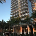 Great location on South Beach. Took the opportunity to witness a breathtaking sunrise! The hotel