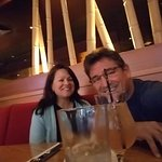 Me and my Wife at Roy's