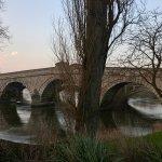 Bridge Over River Severn