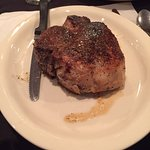 This is 1 pork chop. An order is two of these. It is thick & moist. The seasoning is outstanding