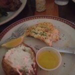 Prime rib and Florida lobster tail