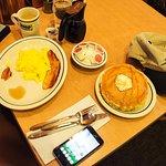 My Dinner Table - IHOP Breakfast Combo for Dinner