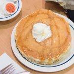Nice Pile of Buttermilk Pancakes