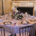 Dining Table @ White House