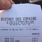 Photo of Le Bistrot des Copains