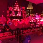un buffet magique pour les enfants, je n'ai jamais vu ça, les enfants comblés