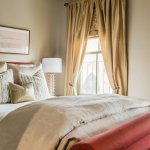 Deluxe Queen Guest Room at Clarendon Square