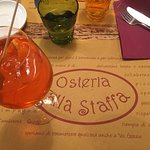 Osteria Alla Staffa Foto