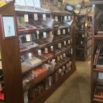 Rows and rows of cigars