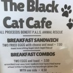 The Black Cat Cafe