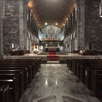 Galway cathedral is one awesome example of a modern place of worship and a wonderful place to be