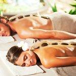 Pohaku hot stone massage