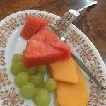 Complementary fruit