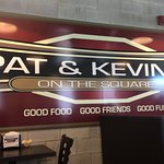 Photo of Pat and Kevin's on the Square